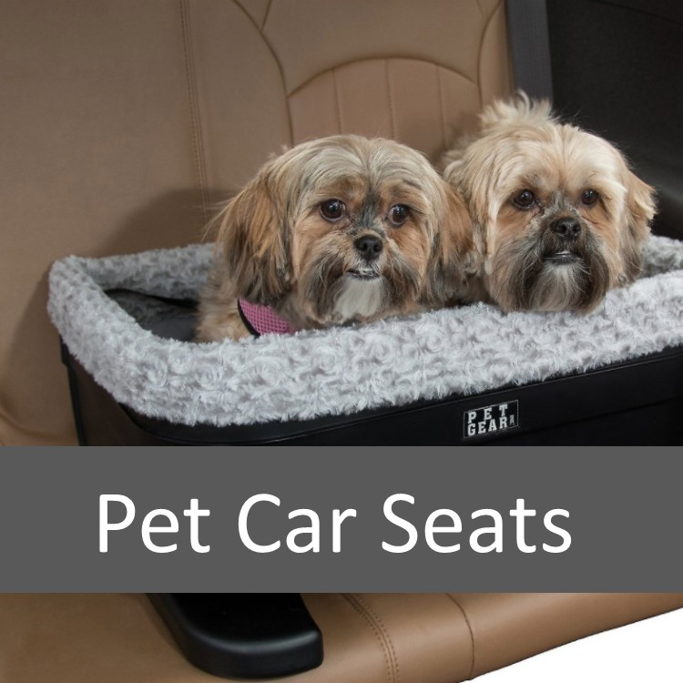 How a Pet Car Booster Seat Can Keep Your Cat or Dog Safe When You Travel