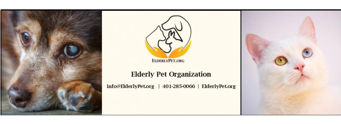Elderly Pet Blog