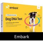 Embark Vet - Dog DNA Kit, Health Kit