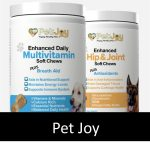 Pet Joy - Supplements, Vitamins