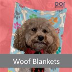 Woof Blankets - Custom Pet Blankets