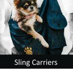 Choosing a Hands Free Sling Pet Carrier